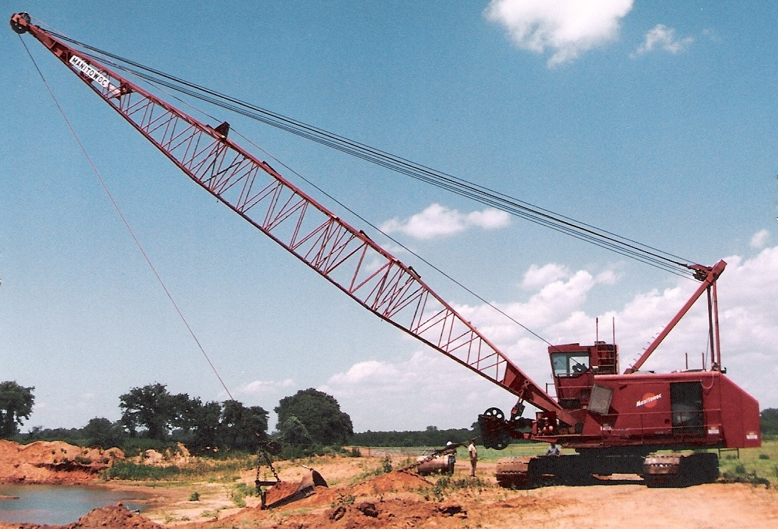 Dragline excavator Other/Diverse