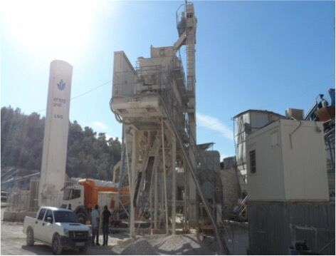 Concrete plant Other/Diverse