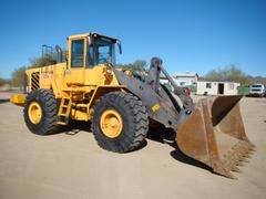 Wheel loader Volvo
