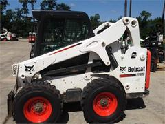 Skid Steer Loader Bobcat