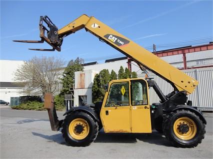 Telescopic Forklift Caterpillar
