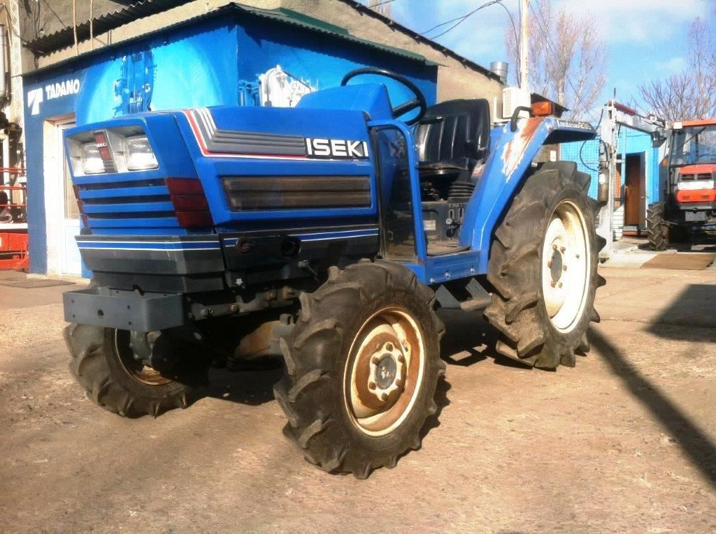 Tractors Other/Diverse